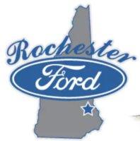 Rochester Ford logo