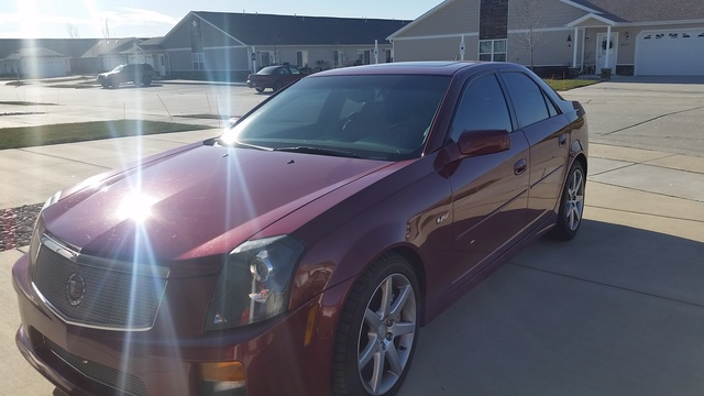 Picture of 2005 Cadillac CTS-V RWD, gallery_worthy