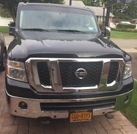 Picture of 2013 Nissan NV Passenger 3500 HD SL, gallery_worthy