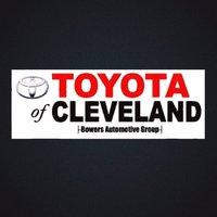 Toyota of Cleveland logo