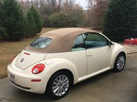 Picture of 2008 Volkswagen Beetle SE Convertible, gallery_worthy
