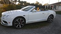 2017 Bentley Continental GTC Overview