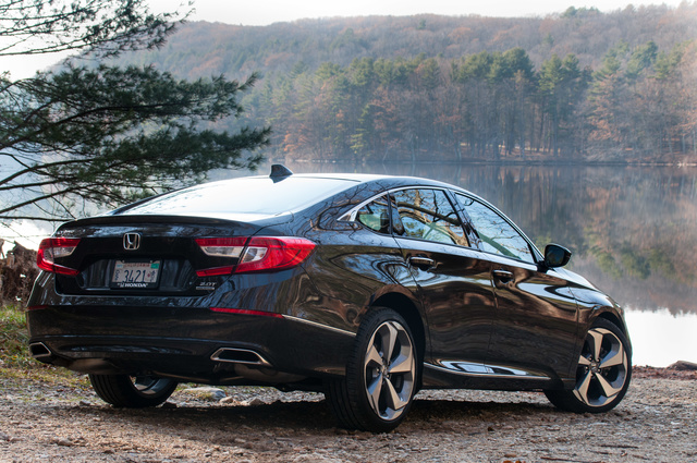 Picture of 2018 Honda Accord