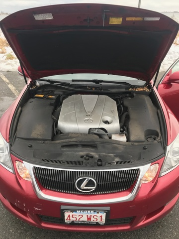 Picture of 2011 Lexus GS 350 AWD, engine, gallery_worthy