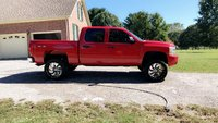 Picture of 2011 Chevrolet Silverado 1500 LS Crew Cab 4WD, gallery_worthy