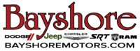 Bayshore Chrysler Jeep Dodge logo