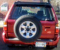 Picture of 1998 Isuzu Rodeo 4 Dr LS 4WD SUV, gallery_worthy