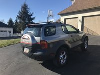 Picture of 2001 Isuzu VehiCROSS 2 Dr STD 4WD SUV, gallery_worthy