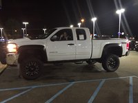 Picture of 2013 Chevrolet Silverado 2500HD Work Truck Crew Cab SB 4WD, gallery_worthy