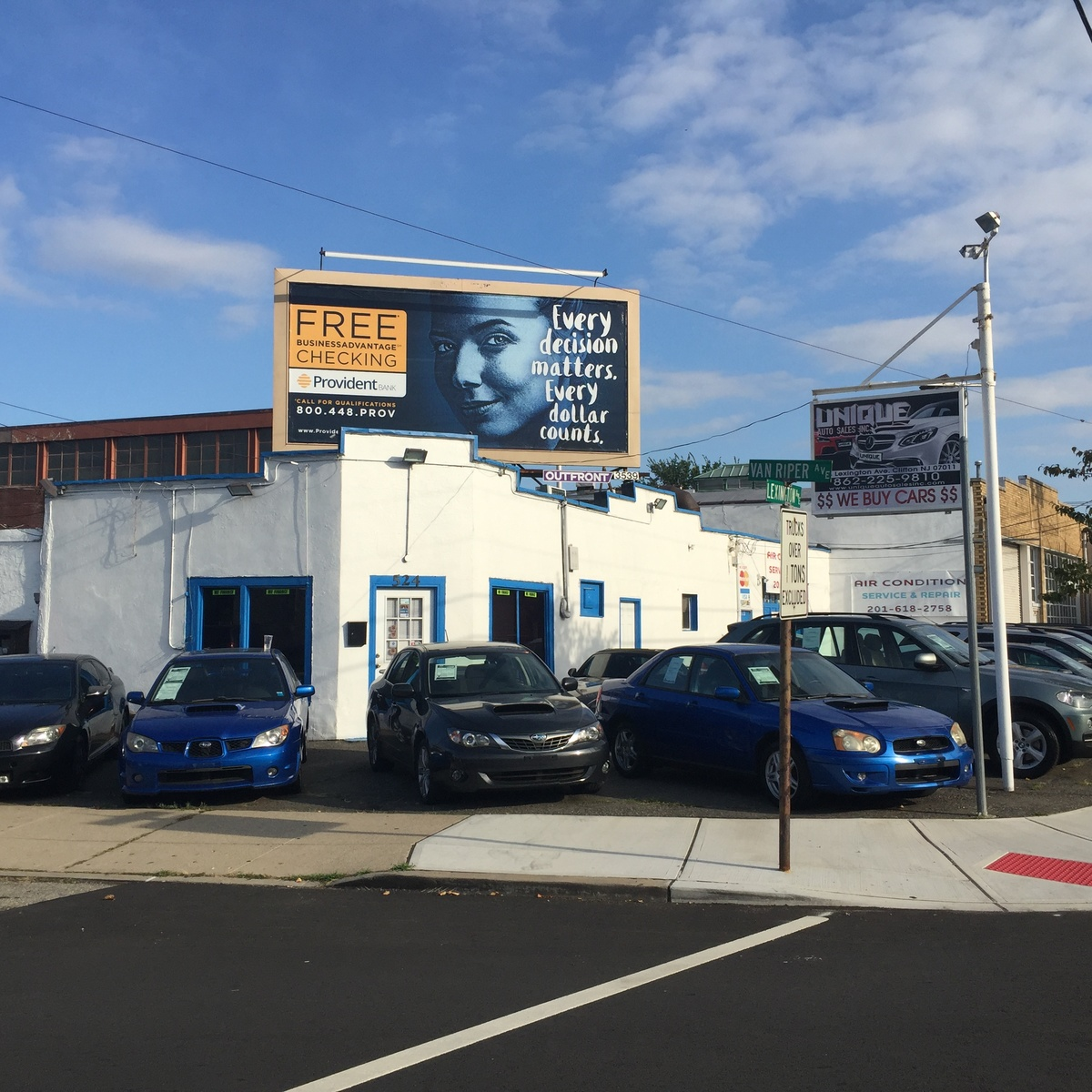 Unique Auto Sales >> Unique Auto Sales Inc Clifton Nj Read Consumer Reviews Browse