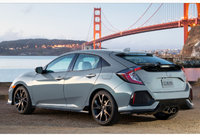 Picture of 2017 Honda Civic Hatchback Sport Touring, exterior, gallery_worthy