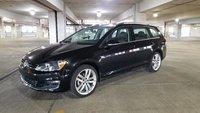 Picture of 2015 Volkswagen Golf SportWagen TDI SEL, exterior, gallery_worthy