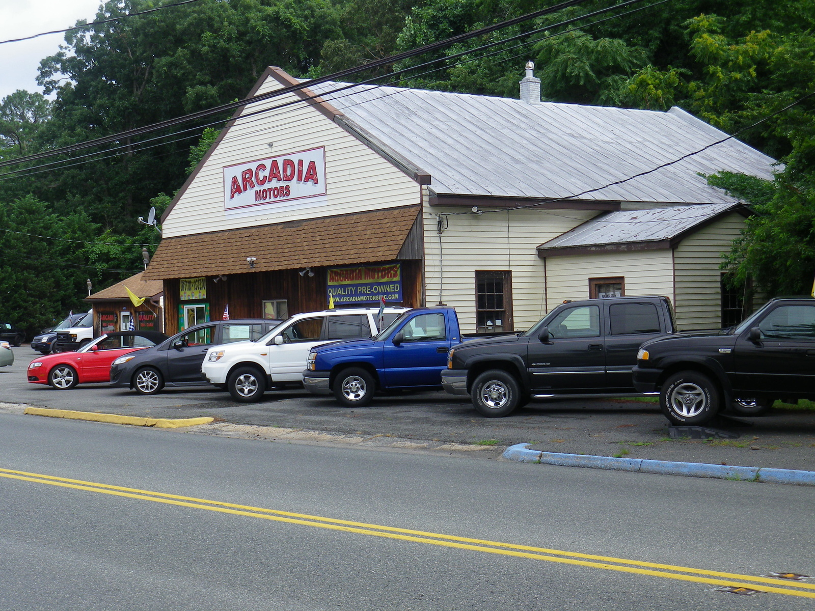 Arcadia Motors Inc - Heathsville, VA: Read Consumer ...