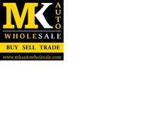 MK Auto Wholesale logo