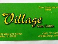 Village Auto Outlet logo