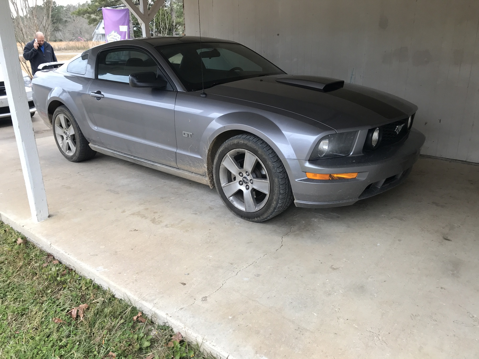 I recently bought a 2007 mustang gt i have been told its a hurst edition cali special edition made by shelby its is 5 speed with 4 6l under the hood
