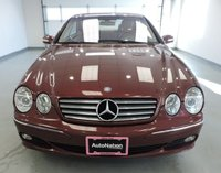 Picture of 2004 Mercedes-Benz CL-Class CL 500 Coupe, gallery_worthy