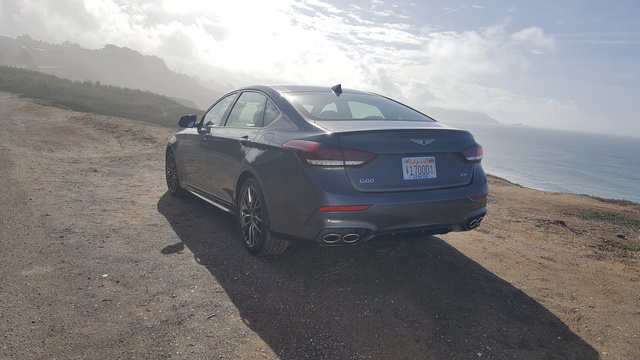 2018 Genesis G80