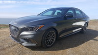 2018 Genesis G80 Picture Gallery