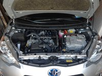 Picture of 2014 Toyota Prius c Four, engine, gallery_worthy
