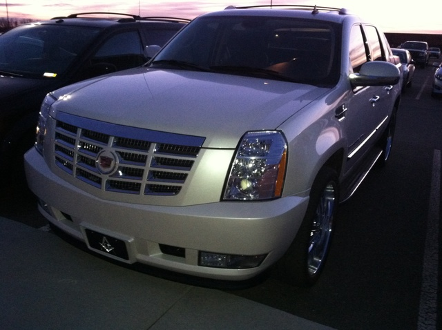 Picture of 2012 Cadillac Escalade EXT Premium 4WD