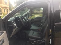 Picture of 2017 Ford F-250 Super Duty XLT Crew Cab 4WD, interior, gallery_worthy