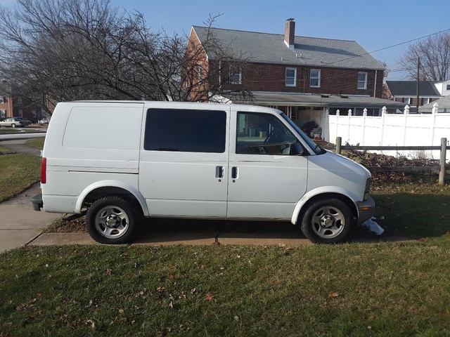 Picture of 2005 Chevrolet Astro Cargo Extended RWD, gallery_worthy