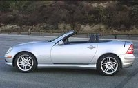 Picture of 2002 Mercedes-Benz SLK-Class SLK 32 AMG, gallery_worthy