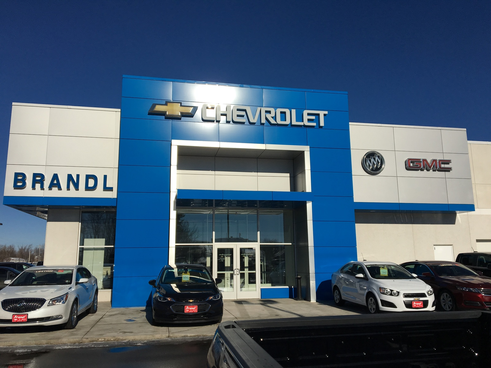 Brandl Chevrolet Buick GMC Aitkin MN Read Consumer reviews