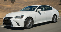 2018 Lexus GS 350, Front-quarter view, exterior, manufacturer, gallery_worthy