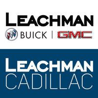Leachman Buick GMC Cadillac logo