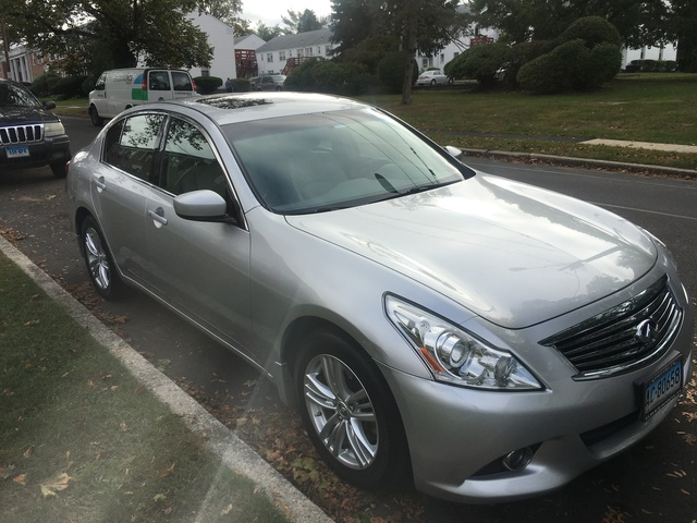 Picture of 2012 INFINITI G25 x AWD
