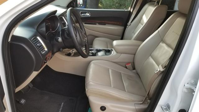 2017 dodge durango interior pictures cargurus - Dodge durango 2017 interior pictures ...