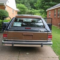 Picture of 1989 Mercury Grand Marquis Colony Park LS Wagon, exterior, gallery_worthy