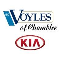Ed Voyles Kia Chamblee logo