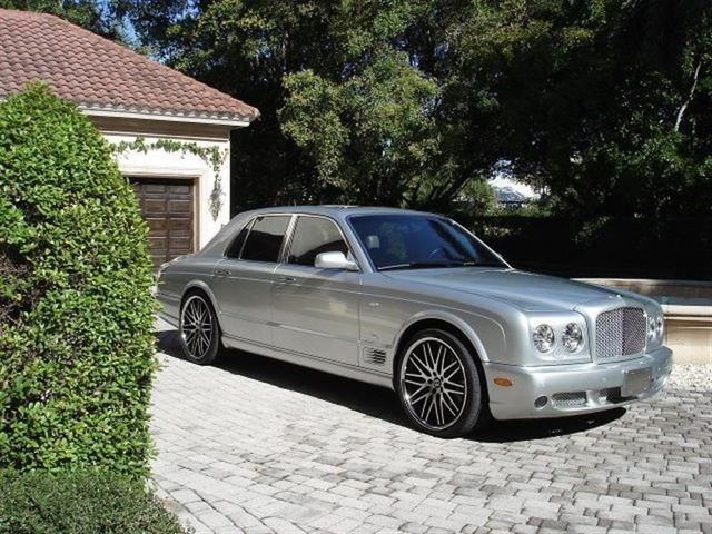 Picture of 2005 Bentley Arnage R RWD, exterior, gallery_worthy