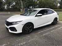 Picture of 2017 Honda Civic Hatchback Sport, gallery_worthy