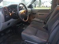 Picture of 2013 Chevrolet Silverado 2500HD Work Truck Ext. Cab LB, interior, gallery_worthy