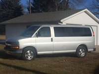 Picture of 2010 Chevrolet Express 1500 LT AWD, gallery_worthy