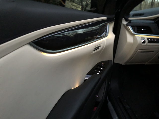 Picture Of 2014 Cadillac XTS Platinum AWD, Interior, Gallery_worthy