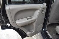 2005 jeep liberty renegade interior