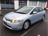 Picture of 2006 Honda Civic Hybrid FWD with Navigation, gallery_worthy