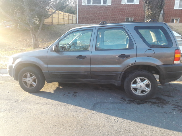 Picture of 2003 Ford Escape XLS FWD, gallery_worthy