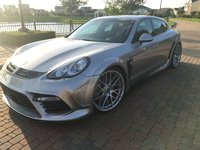 Picture of 2012 Porsche Panamera 4S, exterior, gallery_worthy