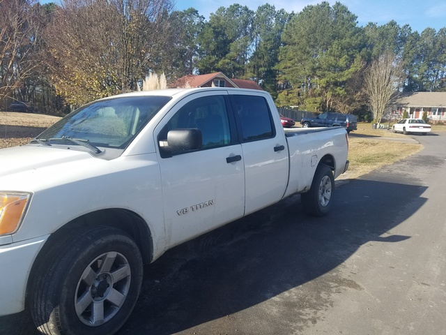 Picture of 2009 Nissan Titan XE Crew Cab 4WD