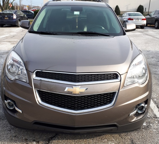 Picture of 2012 Chevrolet Equinox 2LT FWD