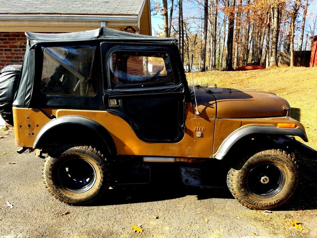 Picture of 1971 Jeep CJ-5, gallery_worthy