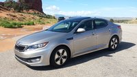 Picture of 2013 Kia Optima Hybrid EX, gallery_worthy