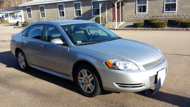Picture of 2012 Chevrolet Impala LT, gallery_worthy