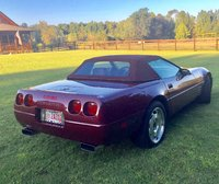 Picture of 1993 Chevrolet Corvette Convertible RWD, gallery_worthy